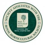 Guilhermina é filiada a Royal Horticultural Society